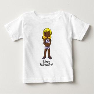 BikiniGirl Baby T-Shirt