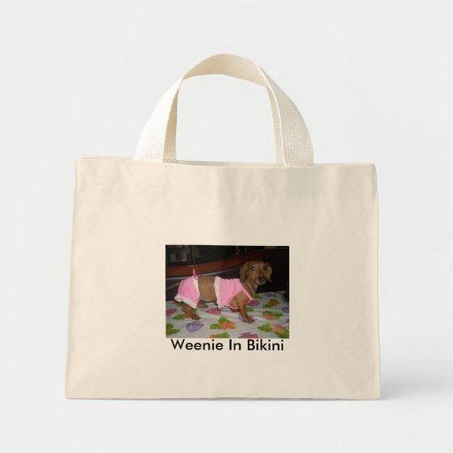 bikiniweens1, Weenie In Bikini Bag