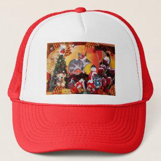 Bilby Christmas Trucker Hat