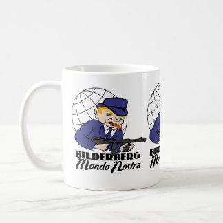 Bilderberg Mondo Nostra Coffee Mug
