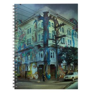 Bilding san francisco notebooks