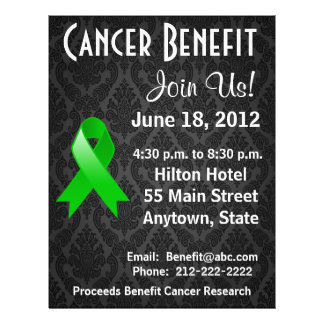Bile Duct Cancer Personalized Benefit Flyer