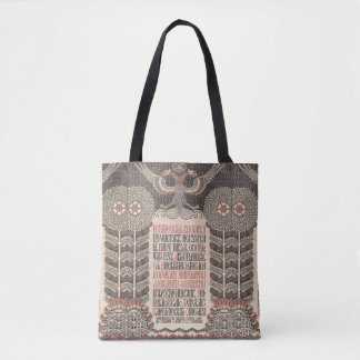 Bilibin's Exhibition Poster art bags