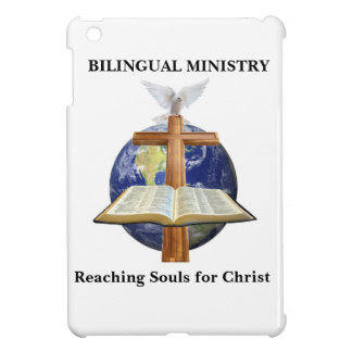 Bilingual Ministry IPad case