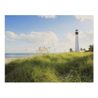 Bill Baggs Cape Florida Lighthouse, Bill Baggs Postcard