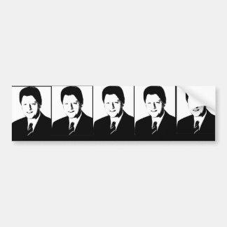 Bill Clinton, 42nd President of the U.S. Bumper Sticker