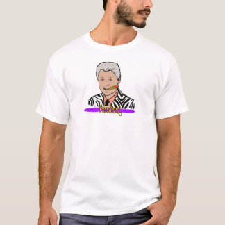 Bill Clinton : Pimpin' Ain't Easy T-Shirt