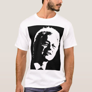 Bill Clinton silhouette T-Shirt