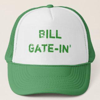 Bill Gate-in' Trucker Hat