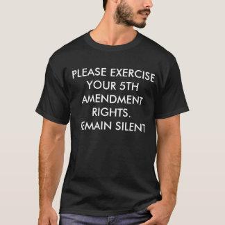 BILL OF RIGHTS SHIRT