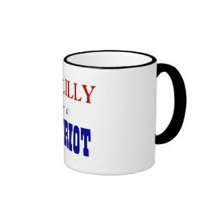Bill O'Reilly Patriot Coffee Mug
