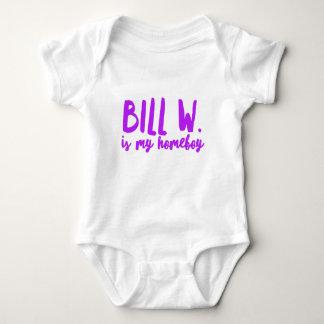 bill w baby bodysuit
