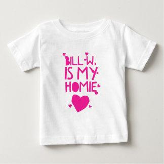Bill W Homeboy Fellowship AA Meetings Baby T-Shirt
