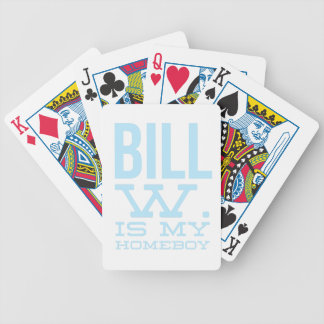 Bill W Homeboy Fellowship AA Meetings Bicycle Playing Cards