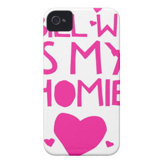 Bill W Homeboy Fellowship AA Meetings iPhone 4 Case-Mate Case