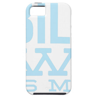 Bill W Homeboy Fellowship AA Meetings iPhone 5 Case