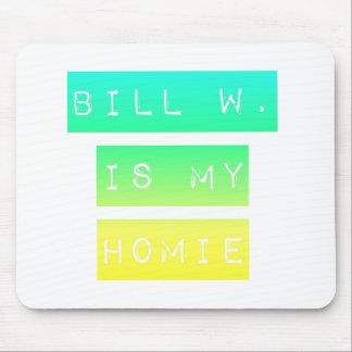 Bill W Homeboy Fellowship AA Meetings Mouse Pad