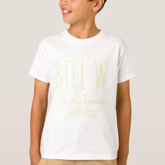 Bill W Homeboy Fellowship AA Meetings T-Shirt