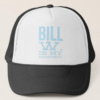 Bill W Homeboy Fellowship AA Meetings Trucker Hat