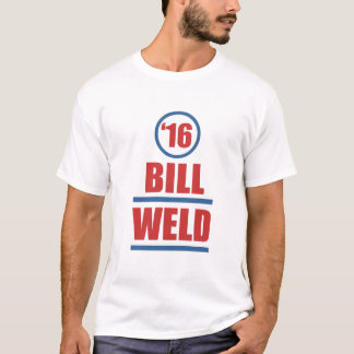 BILL WELD 2016 T-Shirt