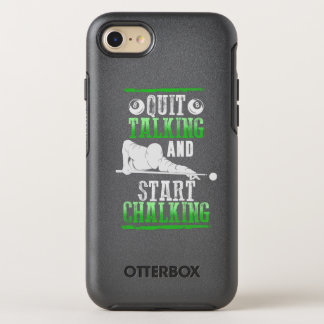 Billard Style OtterBox Symmetry iPhone 8/7 Case