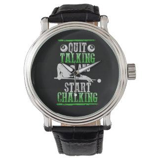 Billard Style Wristwatches