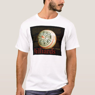 Billards T-Shirt