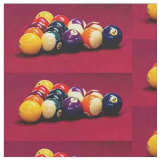 Billiard Ball Fabric
