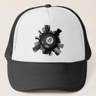Billiard City Trucker Hat