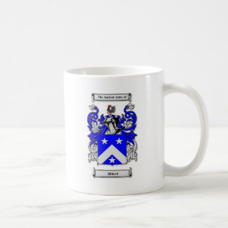 Billiard Coat of Arms Coffee Mug