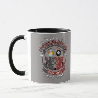 Billiard Lions Mug