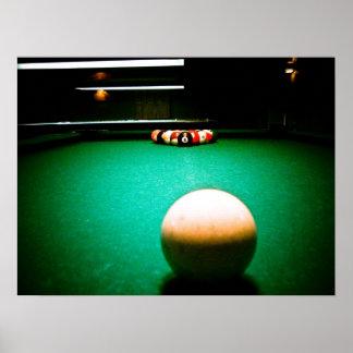 Billiards 02 Poster