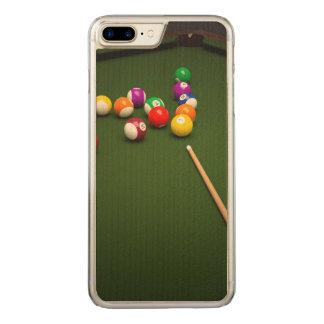 Billiards Carved iPhone 8 Plus/7 Plus Case