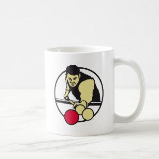 Billiards Coffee Mug