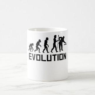 Billiards Evolution Coffee Mug