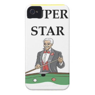 billiards iPhone 4 cover