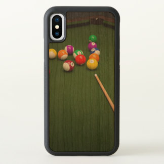 Billiards iPhone X Case