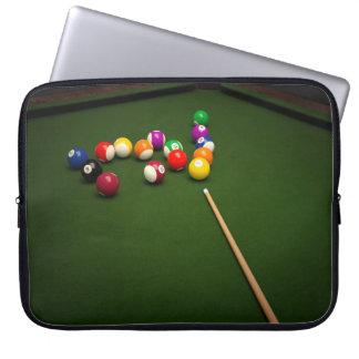 Billiards Laptop Sleeve