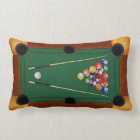Billiards Lumbar Pillow