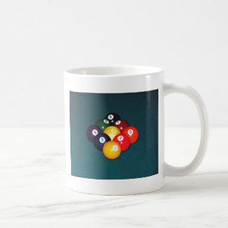 Billiards Nine Ball Coffee Mug