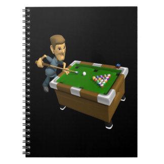 Billiards Note Book