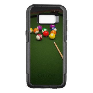 Billiards OtterBox Commuter Samsung Galaxy S8+ Case