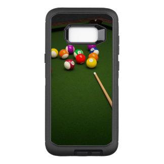 Billiards OtterBox Defender Samsung Galaxy S8+ Case