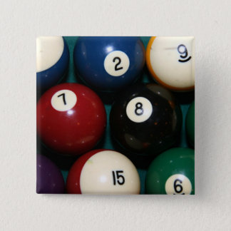 Billiards Square Button