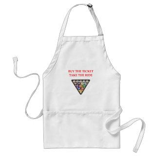 billiards standard apron