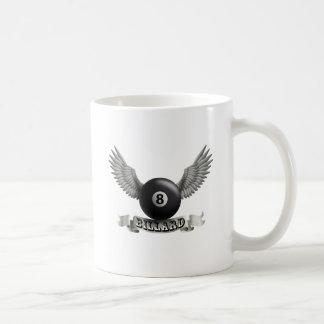 Billiards wings A Coffee Mug