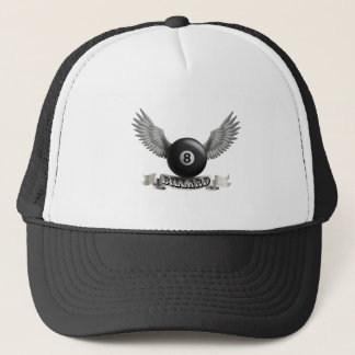 Billiards wings A Trucker Hat