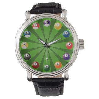 Billiards Wristwatches