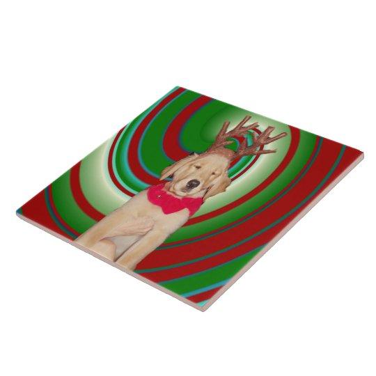 billie-the-golden-reindeer tile
