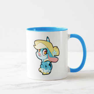 Billie the unicorn mug